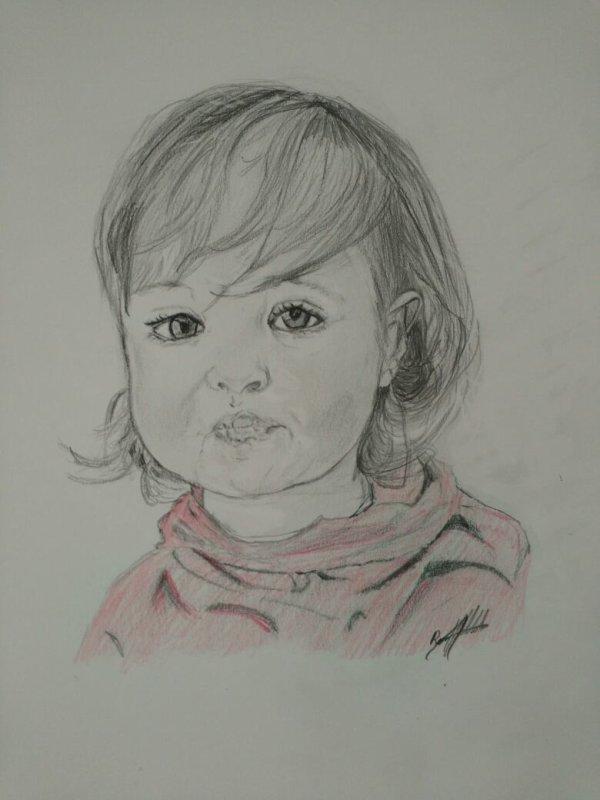 La petite Cassandra