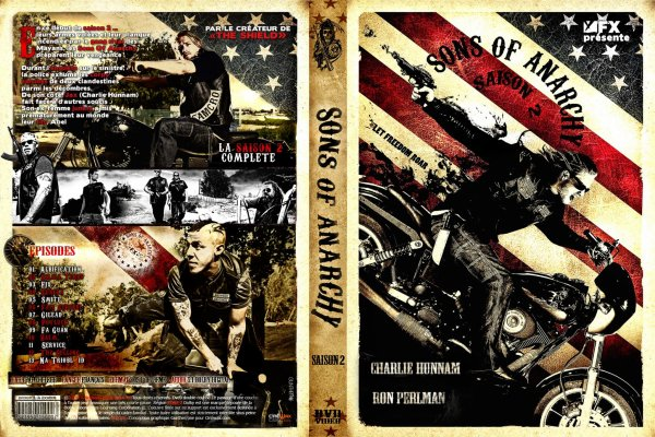 Sons Of Anarchy Synopsis des Saisons.