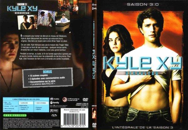 Kyle XY Saisons 1 à 3