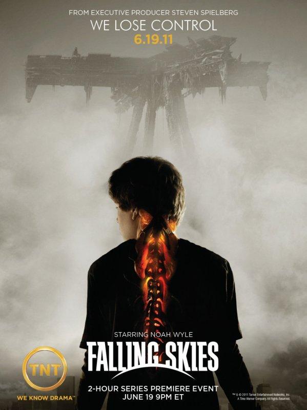 Falling Skies Saison 2 et 3