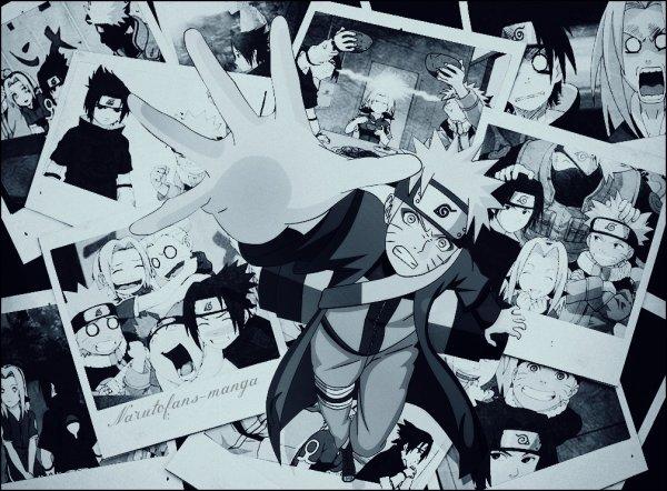 L'histoire de Naruto ♥
