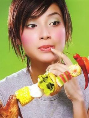 Michelle Alicia Saram(Singapour)