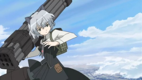 strike witches sanya
