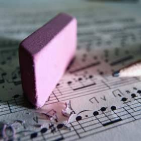 Petit Crayon Cherche Petite Gomme Pour Tout Effacer & Tout Recommencer ...