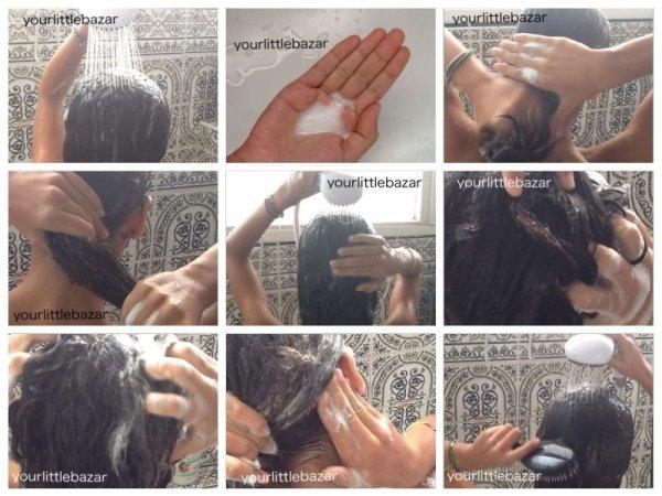 Tout pour un shampoing parfait !