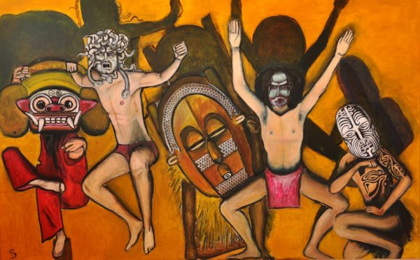 Civilisation et arts premiers (Rapprochement entre les peuples)