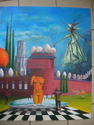Peinture à l'huile 15