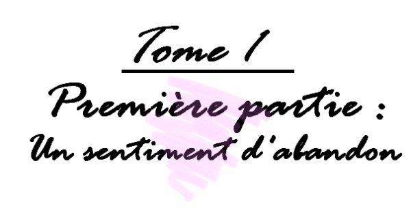 TOME 1 — Chapitre 1