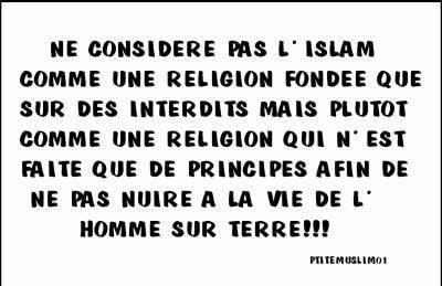 L islam ♥