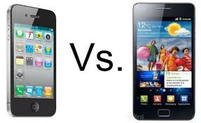 Iphone ou Samsung ??