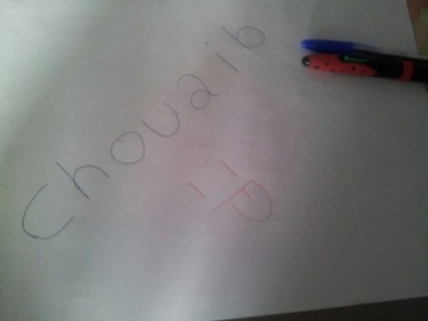 Pour  Chouaib