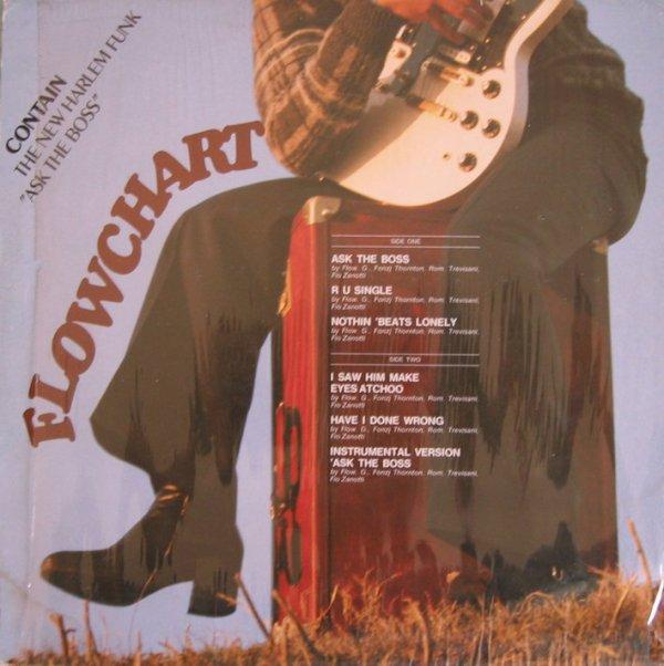 Flowchart 1983 - I Saw Him Make Eyes Atchoo ( par funkkhalid collection)