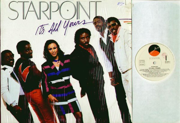 Starpoint  1984 - it's all yours ( par funkkhalid collection)
