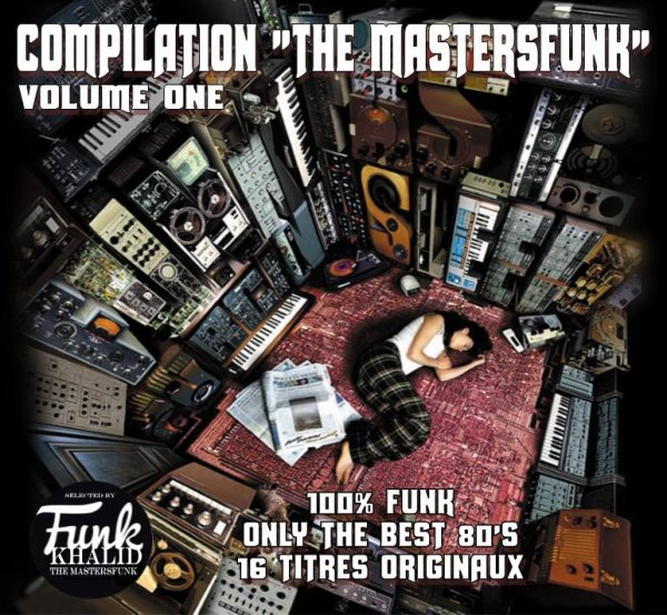 COMPILATION THE MASTERSFUNK Volume: One