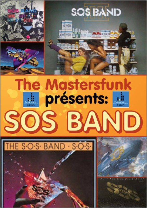 The Mastersfunk spéciale S.o.s Band mixed funkkhalid le 17/01/2016 sur Funkabest radio