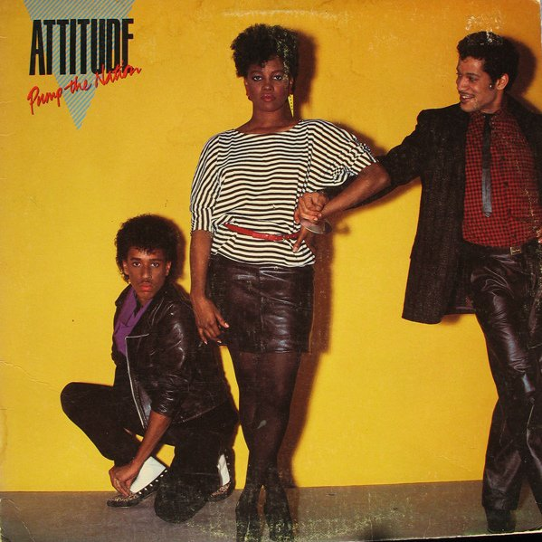 Attitude 1983 – Pump The Nation Chez Atlantic Records