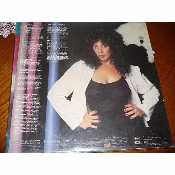LINDA CLIFFORD 1981 - I'll Keep On Loving You  Album chez ( Capitol records)
