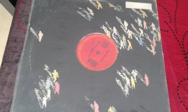 A vendre 33 tours NEW HORIZONS 1984- get ready, let's party chez COLUMBIA Prix-15¤