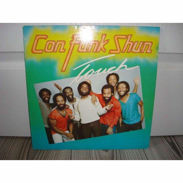 """CON FUNK SHUN 1980- LP - """" Touch """"chez MERCURY"""