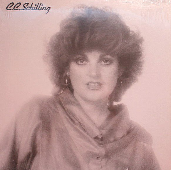 "C.C. SCHILLING - LP - "" Space Girl """