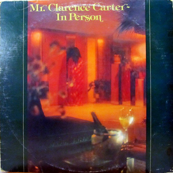 clarence carter LP 1981 - it's a monster thang
