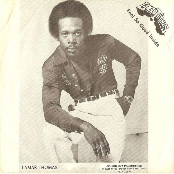 LAMAR THOMAS 1980 – Feel So Good Inside (Extended Waxist Edit Mix)