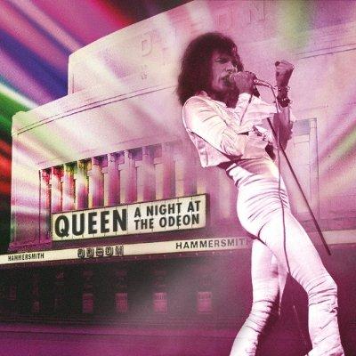 Queen, souvenirs et mamie! :D