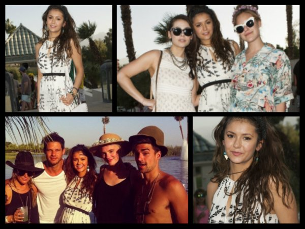 Desert Pool Party with Dianna Agron (day 2) + Soho Desert House with Bacardi (day 3)