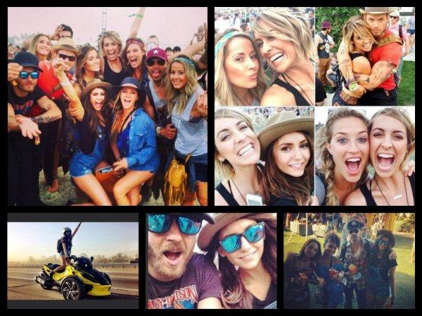 Coachella photos + Personal photos