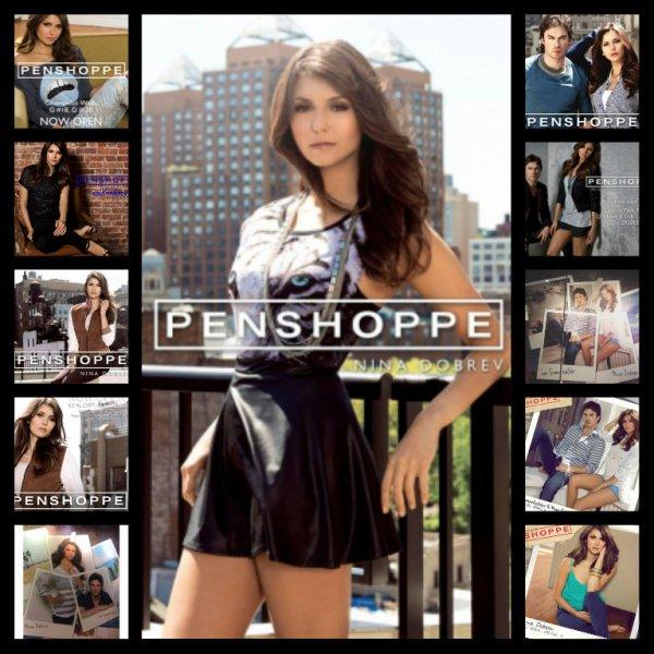 On set + Penshoppe + Personal photos