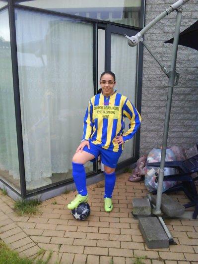 :) Le footbaalll bien plus qu'une passion :)