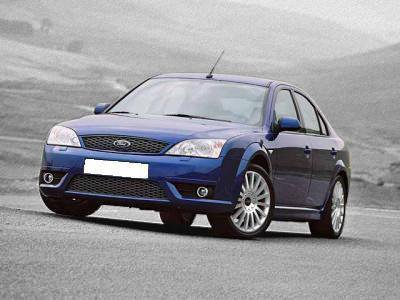 Ford mondéo ST220