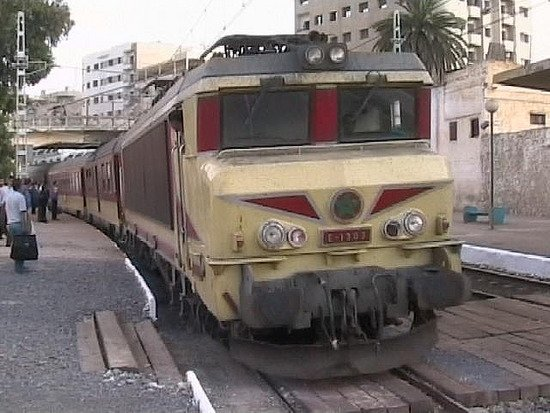 E-1303 à Meknes El Amir (2006)