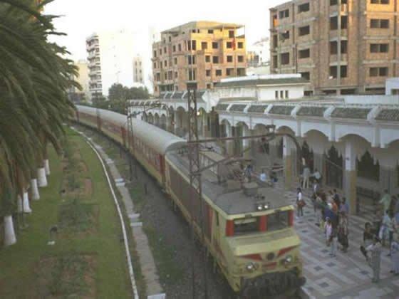 E-1310 à Méknes Al Amir (2001)