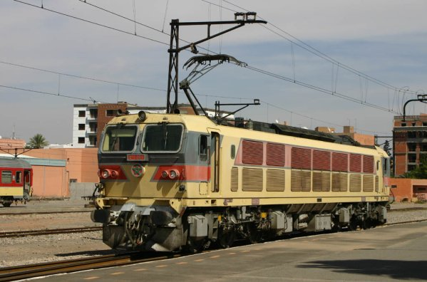 E-1261 à Marrakeche