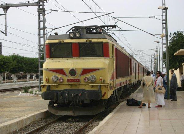 E-1308 à Sidi kacem