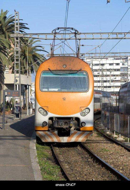 Z2M-112 à Casa-port