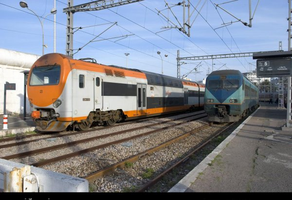 Z2M-123 et ZM-11 à Casa port