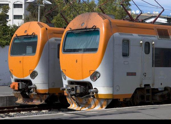 Z2M-106 et Z2M-111 à Casa port
