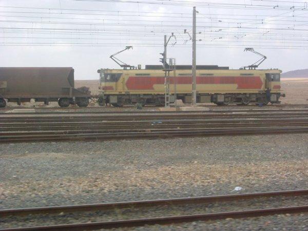 E-1104 - Les Meilleures Locomotives de l'ONCF