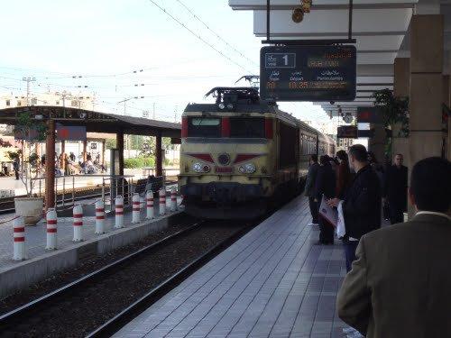 E-1304 - La Meilleure locomotive de l'ONCF