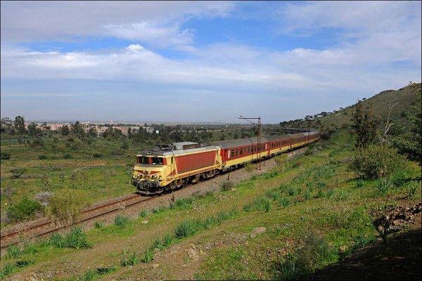 TGL : E-1303 Marrakech - Fes