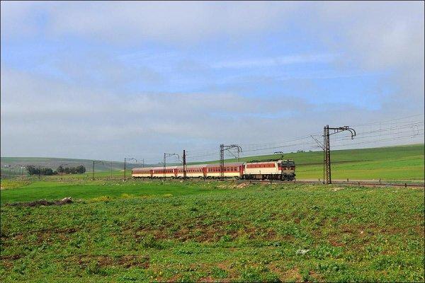 E-1254 Hitachis - Les Meilleures Locomotives de l'ONCF