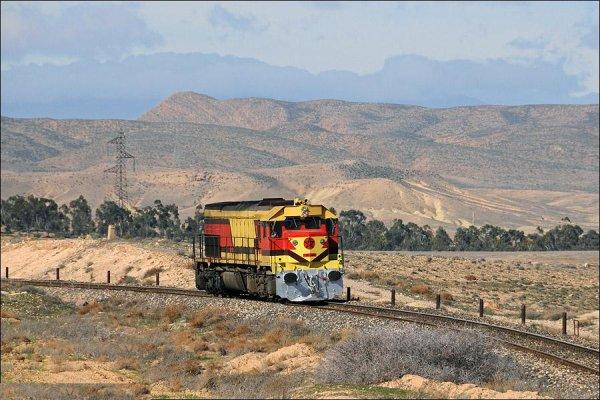 DH-354 en mode Libre - Les Meilleures Locomotives de l'ONCF