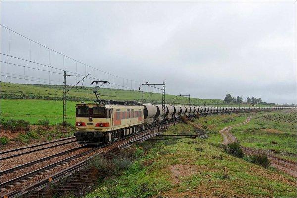 E-1114 - Les Meilleures Locomotives de l'ONCF