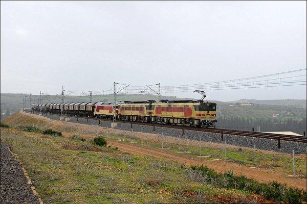 E-1103 - E-1114 - DF-106 Fret - Les Meilleures Locomotives de l'ONCF