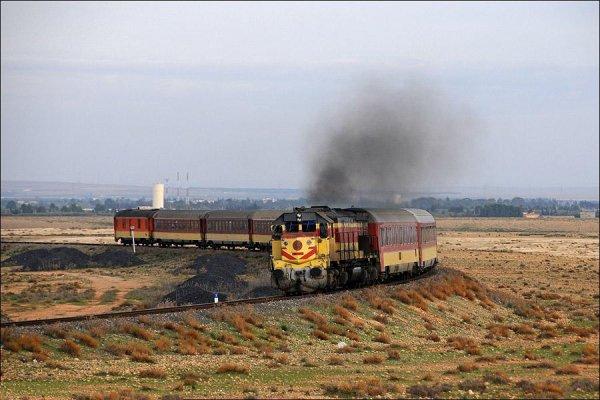 DH-373 Traction Fes - Ouejda - Les Meilleures Locomotives de l'ONCF