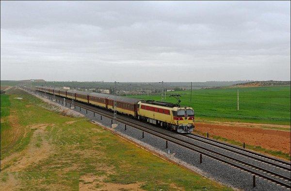Hitachi E-1255 - Les Meilleures Locomotives de l'ONCF