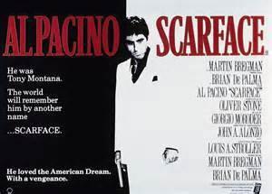 Scarface...Al Pacino Dans Toute Sa Splendeur...