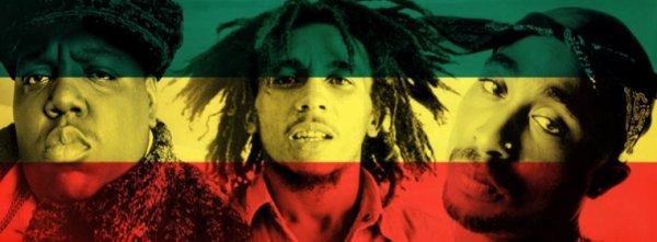 Vous aimez BoB Marley ➰2PaC...?Moi Oui Et Vous